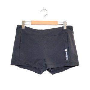 3/$45 - Reebok Black Short Fitted Gym Shorts